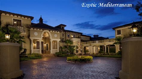 Mediterranean Mansion by Castle Luxury House Plans Manors Chateaux And Palaces In