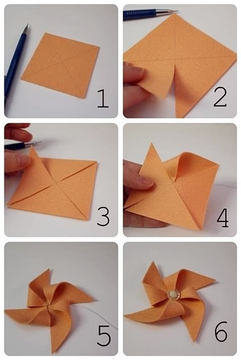 How To Make Windmills Out Of Paper - lembrancinhas de ch 225 de beb 234 simples e baratas