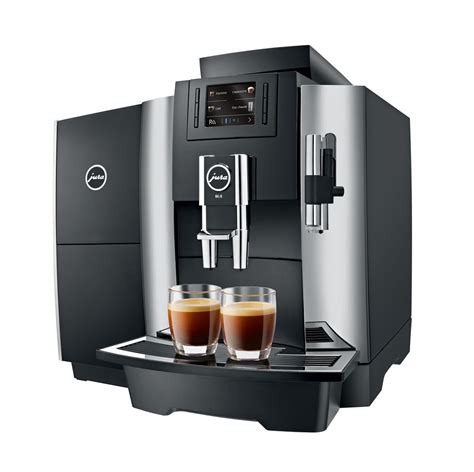 Coffee Maker Merk Jura jura we8 professional bean to cup coffee machine caffe society