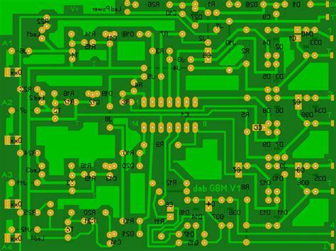 diode 1n4007 anwendung herstellung einer leiterplatine f 252 r einen ukw sender und gleisbesetztmelder