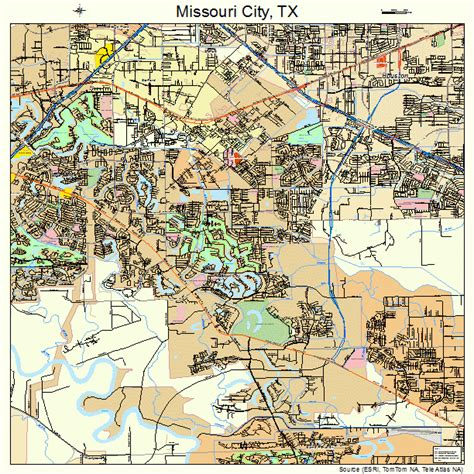 where is missouri city texas on map missouri city tx pictures posters news and on your pursuit hobbies interests and