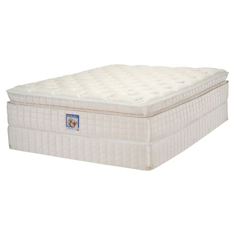 Mattress Only Serta 13931 Sleeper Platinum Select Pillow Top