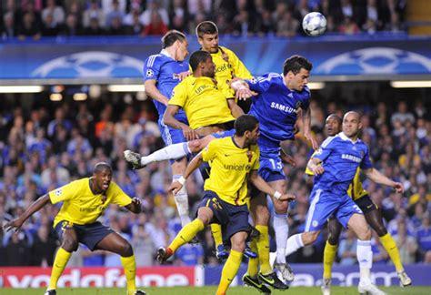 chelsea barcelona 2009 chions league chelsea v barcelona football the