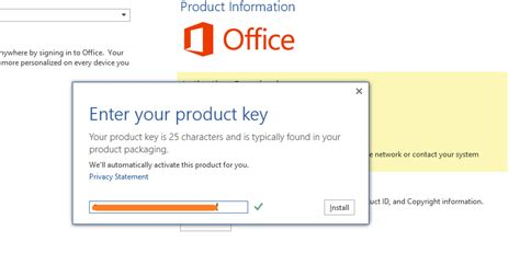 Change Product Key Office 2013 by Cara Aktivasi Microsoft Office 2013 Volume License Vl