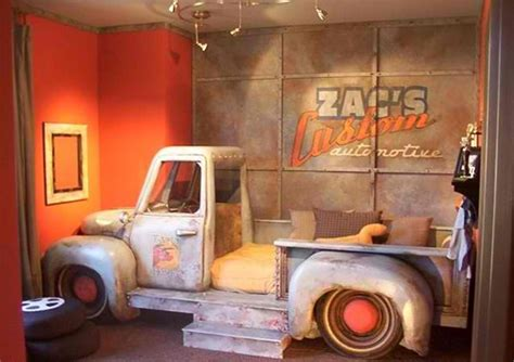 truck bedroom ideas zoom with style in 20 car themed bedroom for your boys home design lover
