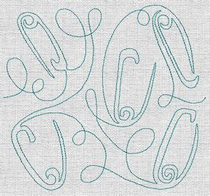 floral abundance quilt 9 blocks plus borders bonus pillow books continuous lines stitching redwork applique machine