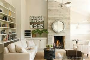 Modern Country Fireplace by Designwali Modern Country For An Manor