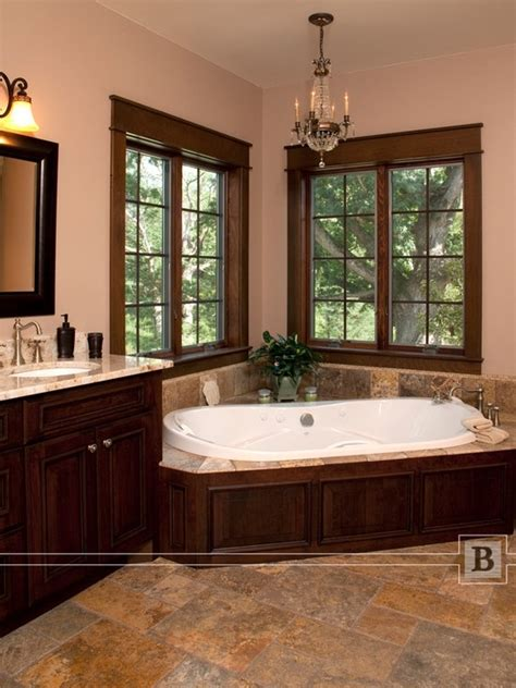corner tub bathroom ideas corner bathtub things to build