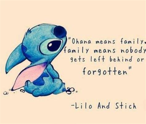 stitches frases lilo and stitch and inspirational quotes quotesgram