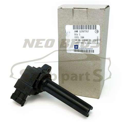 new saab 9 3 sport 03 12 direct ignition coil b207 1 8t