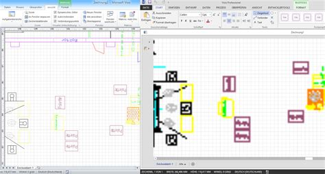 microsoft visio 2013 poor rendering quality of images and cad in visio 2013