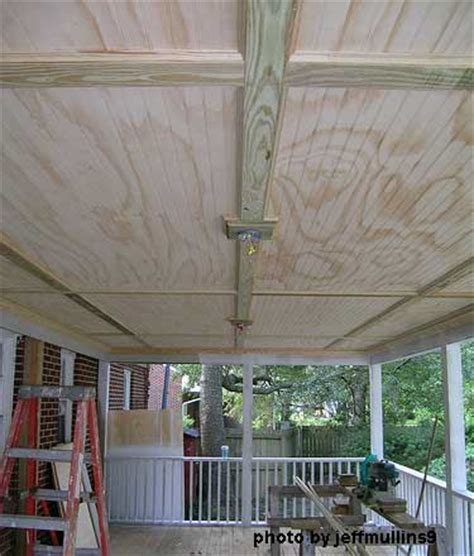 patio ceiling ideas porch ceiling beadboard ceiling vinyl beadboard