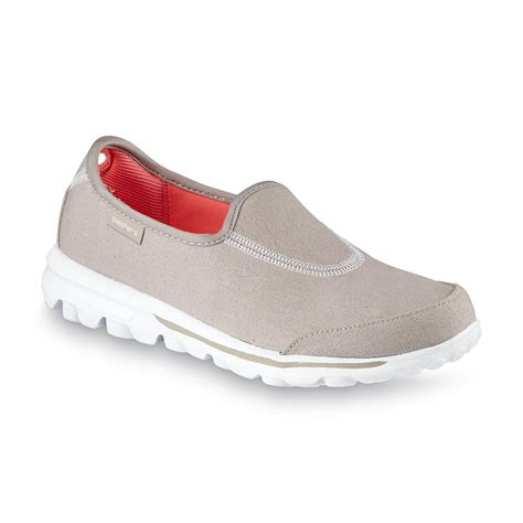 athletic shoes with memory foam skechers s gowalk extend gray memory foam walking
