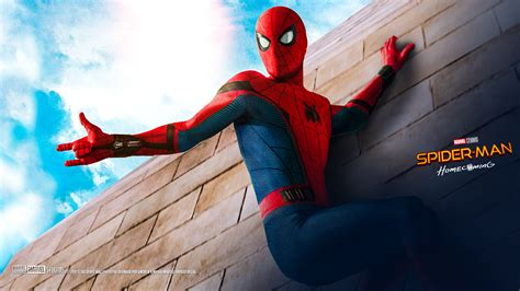 fondos de pantalla de spiderman homecoming wallpapers