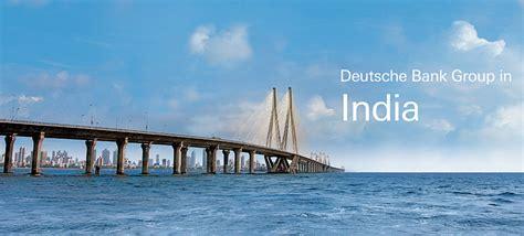 deutsche bank india deutsche bank home
