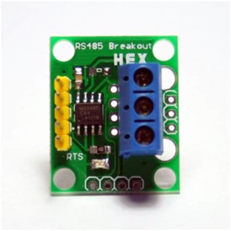 uart to rs485 / rs422 breakout board