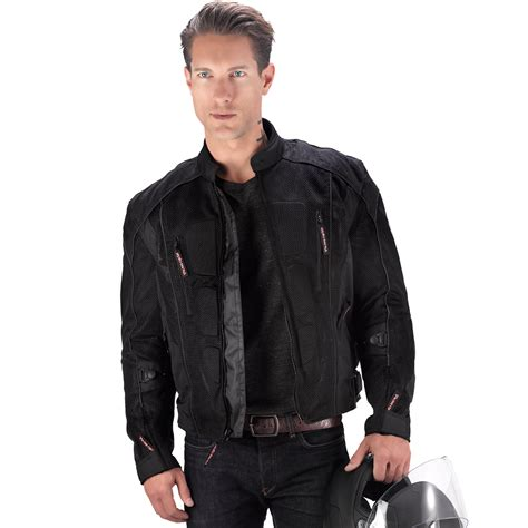 motorcycle jackets vikingcycle warlock mesh motorcycle jacket for