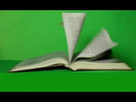 moving picture book free book pages moving green screen masters