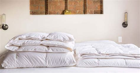 how to redistribute down in comforter the sweetest dreams are had by those who launder bedding