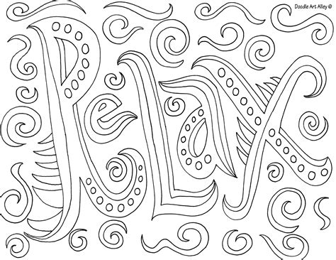 coloring pages relaxing relaxing coloring pages coloringsuite