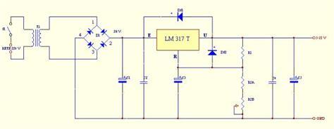 schema elettrico alimentatore stabilizzato alimentatore stabilizzato