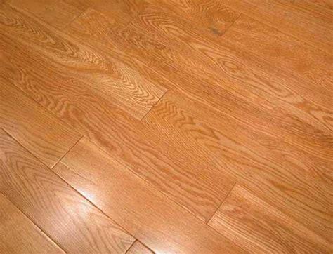 """FloorUS.com   3/4"""" Solid Hardwood Oak Floor Butterscotch"""