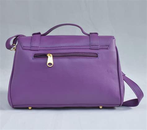 Tas Kerja Purple tas selempang rosemary 02 trendy sold out tas gaul