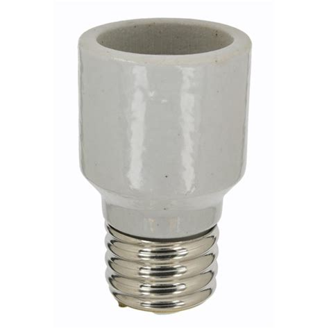 light bulb adapter home depot westinghouse socket adapter for mogul to medium base