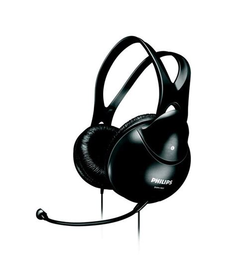 Headset Philip philips pc headset shm1900 93 buy philips pc headset shm1900 93 at best prices in india