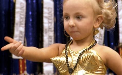 Toddlers And Tiaras Goes A Bit Far by Babies How Far Is Far Sweet Lil You