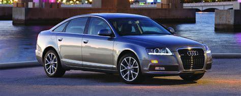 2010 Audi A6 Review by 2010 Audi A6 3 0t Review Car Reviews