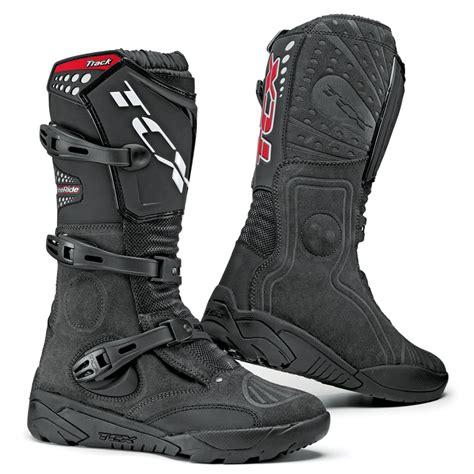 tcx motocross boots tcx track enduro mx atv motocross trials boots 7 5 41 ebay