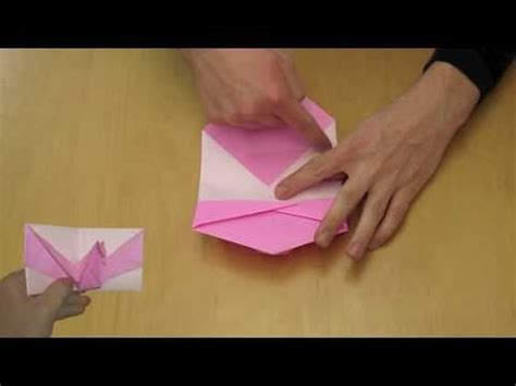 Origami To Astonish And Amuse Free - easy origami quot pop up quot bird card