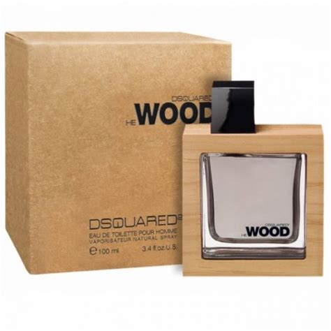 Parfum Dsquared2 He Wood Edt 100ml Original dsquared2 he wood for eau de toilette 100ml price