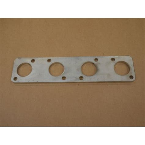 nissan micra exhaust nissan micra k11 exhaust manifold flange plate stainless steel