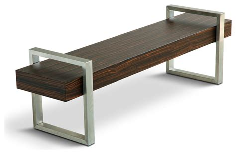 accent storage bench gus return bench modern accent and storage benches