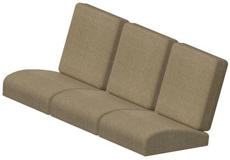 sofa cushion set polywood 174 deep seating sofa cushion set quality outdoor