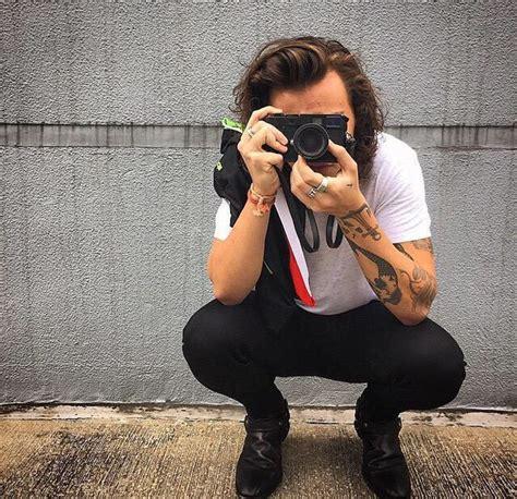 harry styles   instagram posts celebmix