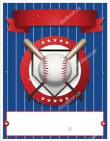 baseball flyers 14 free psd vector ai eps format