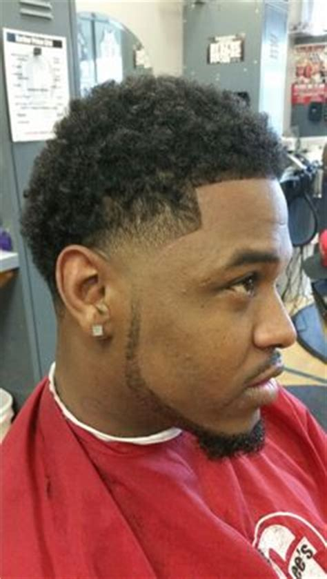 temper fade haircut with and afro black men hair cuts on pinterest fade haircut men s
