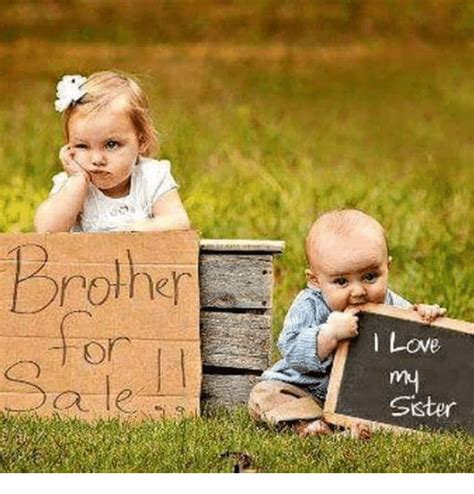 Brother Sister Memes - brother or love sister meme on sizzle