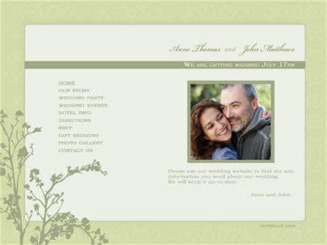Wedding Knot Website by Knot Wedding Website Exles Weddingexperts Info