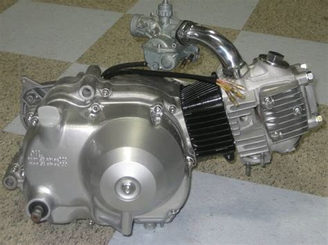 honda mini trail  engine rebuild