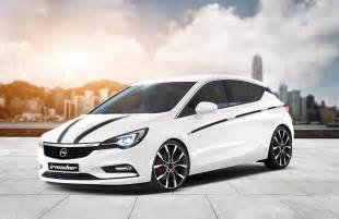 Opel Astra Opc Tuning Irmscher 2016 Opel Astra K Modifiye Kiti Yay箟nland箟 Oto