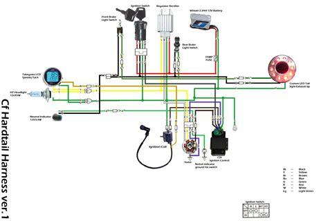 honda z50 k2 wiring diagram free wiring