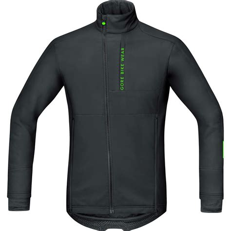 gore mens cycling jackets gore bike wear power trail ws so jacket men s