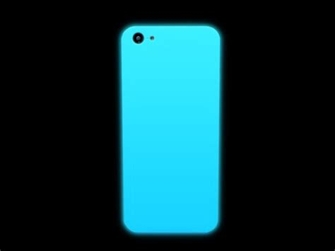 Casing Hp Custom Fullbody Iphone 5 Pretty blue glow wrap for iphone 5