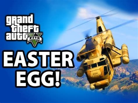 gta 5 online easter egg how to buy the cargobob in