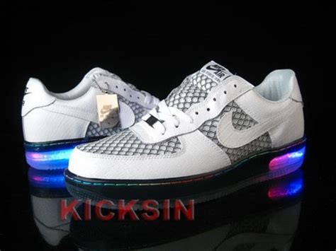 light up air force ones nike light up shoes for adults from sneakerhead com