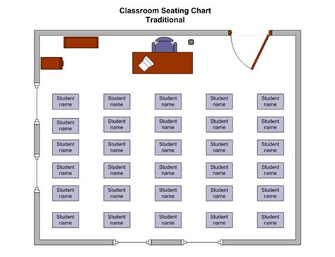 office seating plan template classroom seating chart us units business charts templates